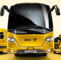Fernreisen mit dem ADAC Postbus