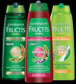 Garnier Fructis Shampoo Test