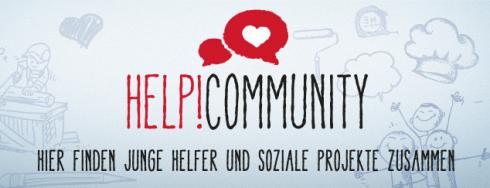 Help!community Banner