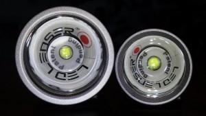 Linsen der Led Lenser M14X und LED LENSER M7RX