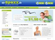 myspexx, Brillenshop