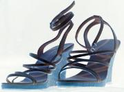 Plateauschuhe Schuhe