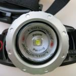 Reflektorlinse der LED LENSER H7.2