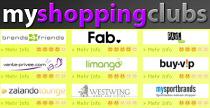 Shoppingclubs Übersicht